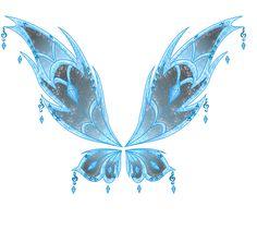 Rq: Nina's Enchantix wings by Arzupie.deviantart.com on @DeviantArt