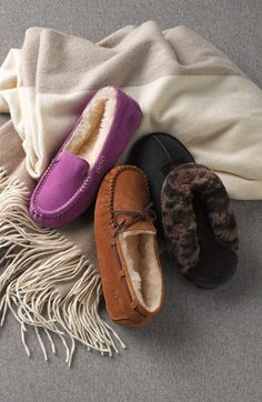 Cozy UGG slippers