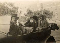 Maude Gonne McBride - Irish Civil War