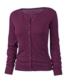 Minnie Cable Cardi at Fat Face