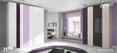 NOX 37, 38 - Bedroom furniture