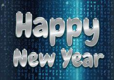 Free Happy New Year HD Happy New Year Hd, Happy New Year Banner, Happy New Year Images, New Year Greeting Cards, New Year Greetings, New Years Poster, Banner Design, Vector Free, Clip Art