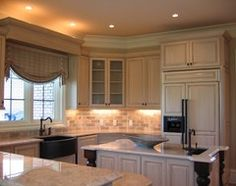 pickled wood kitchen cabinets - Bing Images   Paint colors ...