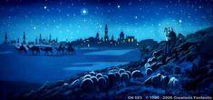 Backdrop CHB001 Bethlehem