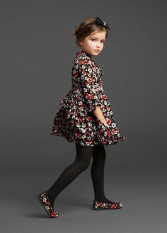 Little Gems: Dolce & Gabbana Kids 2014 Collection.  How adorable and perfect for Christmas, right?
