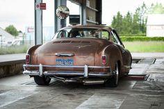 The Zombie | VW Karmann Ghia, slammed
