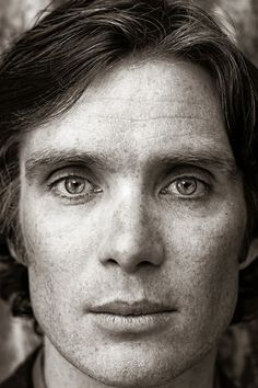 Cillian Murphy. Swoon-worthy with Irish accent to match :)