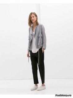 (+1) сообщ - Коллекция Zara 2014-2015 | Мода