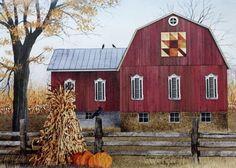 Billy Jacobs Autumn Leaf Quilt