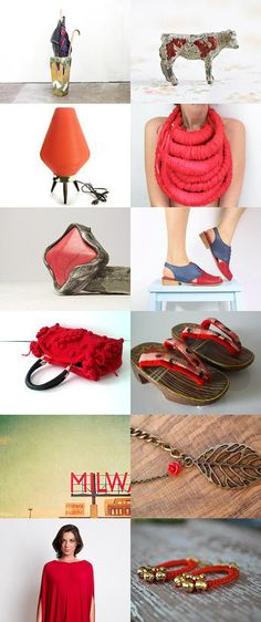 Retro and pretty! by Stavri on Etsy--Pinned with TreasuryPin.com