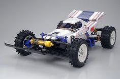 RC Boomerang 4WD (2008) (Item #58418)