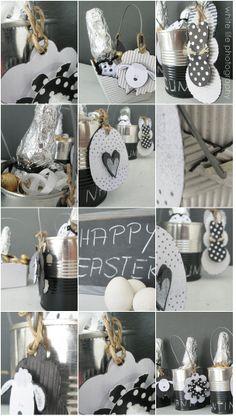 DIY Easter baskets ...
