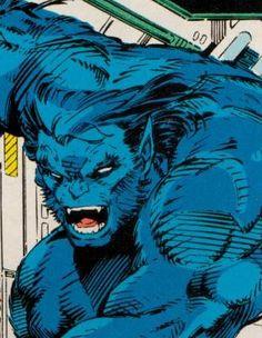 marvel Beast | Uncanny X-men Beast