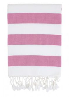 Deck Beach Towel - also in gray (love) from nine space