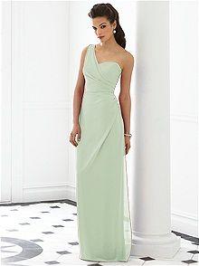 After Six 6646 #green #bridesmaid #dress