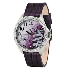I found this amazing Ed Hardy Starlet Women's Watch at nomorerack.com for 59% off.
