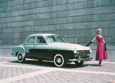 Renault Frégate 1958