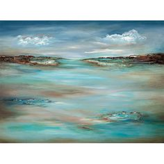 Found it at Wayfair - Abstract Shore Painting Print on Canvas http://www.wayfair.com/daily-sales/p/Wall-to-Wall-Wow%3A-Large-Scale-Artwork-Abstract-Shore-Painting-Print-on-Canvas~QTM4233~E22084.html?refid=SBP.rBAZEVPMg51Z50jG1JIUAicPgJpB_U56ghy83XMZArA