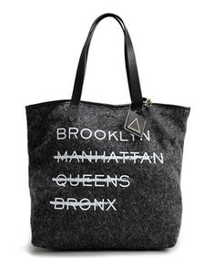 9dd4822cd442 Look what I found on  zulily! Black Leather Locavore Tote by Kelsi Dagger  Brooklyn