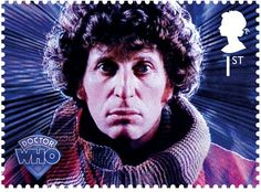 Royal Mail reveals Doctor Who stamps ~Tom Baker travelled in the Tardis for eight years, and is frequently voted the most-popular Doctor  Continue reading the main story
