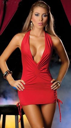 Sexy Dresses for Valentine's Day