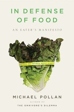 Title: In Defense of Food | Author/Guest: Michael Pollan | Episode 05066 | #Books #ColbertReport