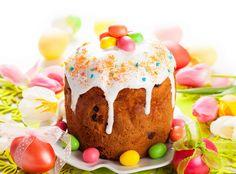 Выпечка Праздники Пасха Яйца Еда