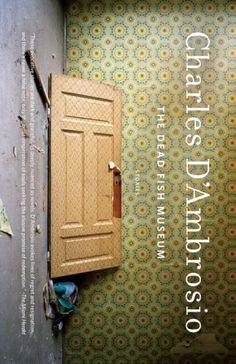 The Dead Fish Museum - book cover by Rodrigo Corral