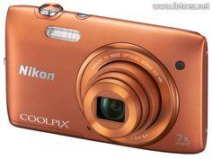 Nikon COOLPIX S3500 Kamera Benutzerhandbuch Manual Guide (Eigentümer Instruction)