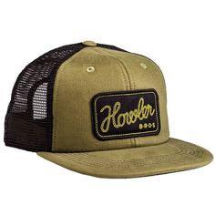 40bbb918447 Howler Brothers Men s Holwer Tie Down Snapback Hat Snapback Hats