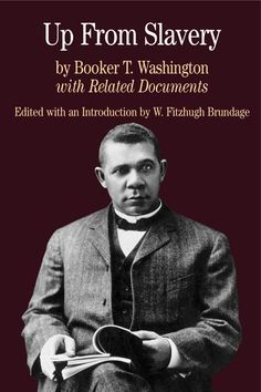 up from slavery booker t washington full text   Ed Catalog: Up from Slavery First Edition by Booker T. Washington ...