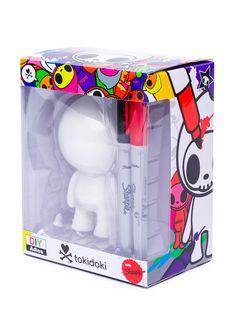 Tokidoki DIY Adios Vinyl Toy | Dolls Kill
