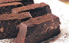 Kestaneli Bar | Turkish Chocolate & Chestnut Cake