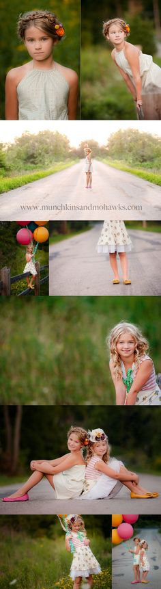 professional child photography  styling with joyfolie and oversized balloons