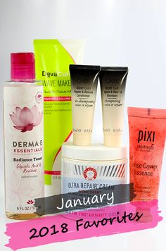 January 2018 Favorit