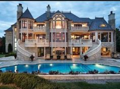 Ma dream mansion ik its not a room