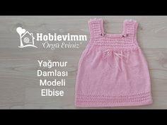 Baby Pants Pattern, Baby Barn, Moda Emo, Baby Knitting Patterns, Baby Dress, Knit Dress, Baby Kids, Crochet Hats, Stitch
