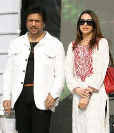 Govinda and Karishma are back together on screen after 14 years. They'll be seen together on Sunil Grover's Mad in India TV show.