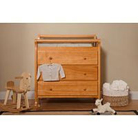 DaVinci Emily 3 Drawer Changing Table   Oak