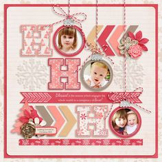 Mrs Frost by Kristin Cronin-Barrow and Libby Pritchett Christmas Single 5 template by Cindy Schneider