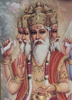 There are four main sects within Hinduism: Shaivism, Vaishnavism, Shaktism, Smartism, in which six main gods are worshiped Reiki Angelico, Brahma, Shri Hanuman, Lord Vishnu Wallpapers, Indian Goddess, Hindu Art, Shiva Hindu, Shiva Shakti, Om Namah Shivaya