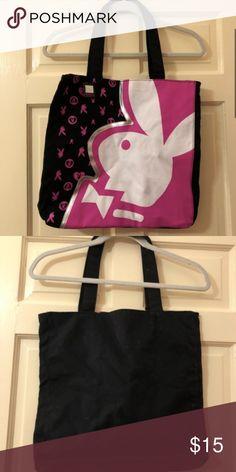 Spotted while shopping on Poshmark: NWT Playboy Bunny Tote Bag! #poshmark #fashion #shopping #style #PLAYBOY #Handbags
