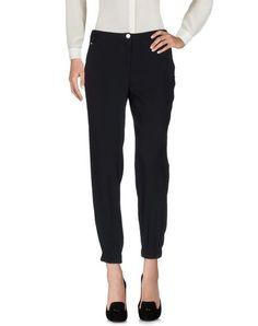 Prezzi e Sconti: #22 maggio by maria grazia severi pantalone Nero  ad Euro 42.00 in #22 maggio by maria grazia severi #Donna pantaloni pantaloni