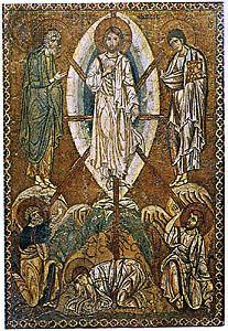 endless #s of mandorlas in religious/Christian iconography