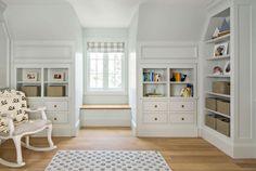 Little Girls Bedroom Storage Ideas Built Ins 51 Ideas Attic Renovation, Attic Remodel, Attic Spaces, Attic Rooms, Built In Shelves, Built In Storage, Wall Storage, Bedroom Storage, Storage Ideas