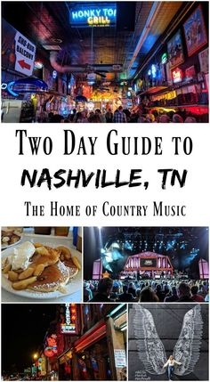Three nights in Nashville, Tennessee. PIN FOR LATER: A three night, two day, guide to Nashville Tennessee – the home Usa Travel Guide, Travel Usa, Travel Guides, Travel Tips, Travel Destinations, Nashville Trip, Nashville Tennessee, Nashville Restaurants, Tennessee Vacation