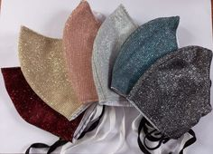 FROM Under Wraps Weighted Therapy Products  WHAT COLOUR IS YOUR FAVOURITE?  Glitter and Bling!  We have these amazing masks for Adults and Children and for every mask sold we will be giving Miracle Kidz Safe House a % of our profits.  * 100% cotton * Comfortable with adjustable elastic straps * Kids, Teenagers and Adults - R60  To order, please mail Shelley on shelley@underwraps.africa or WhatsApp on 082 998 0441 #underwraps #masks #donations #percentage #glitter #bling #glitterandbling Weighted Vest, Weighted Blanket, Body Sock, Motor Planning, Improve Concentration, Teenagers, Children, Kids, Masks