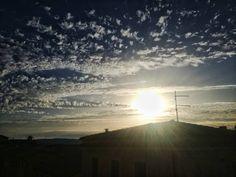 You are my sunshine my only sunshine #sun #sunshine #clouds #sky #morning #morningsky