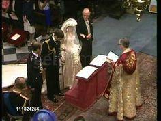 youtube:  July 23, 1986 - Wedding of Prince Andrew and Sarah Ferguson