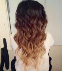 Well done brown ombre